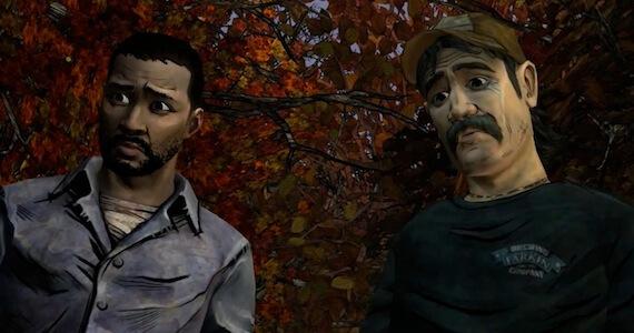 'The Walking Dead: Episode 3′ Stats Trailer Reveals Gamers' Gentler Side