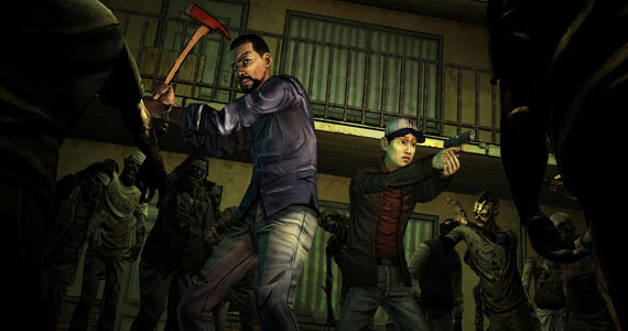 'The Walking Dead' Tops XBLA Most-Played List