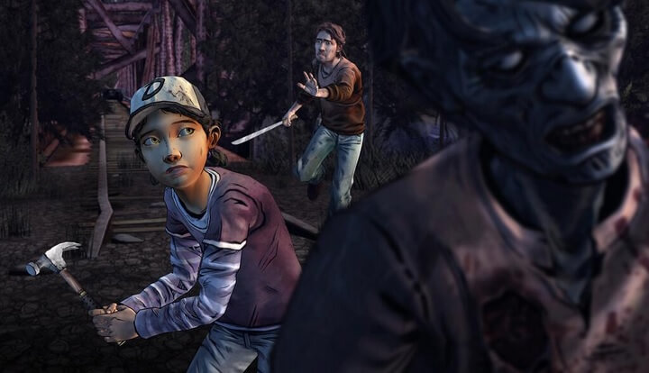 The Walking Dead Season 2, Episode 2 Screenshot