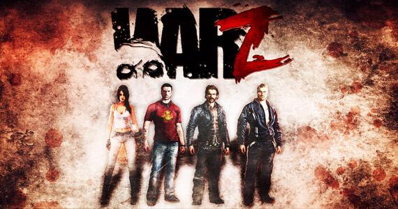 The War Z Logo Wallpaper