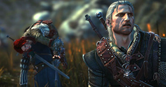 CD Projekt RED Hosting 'The Witcher 2' Xbox 360 Conference on Facebook