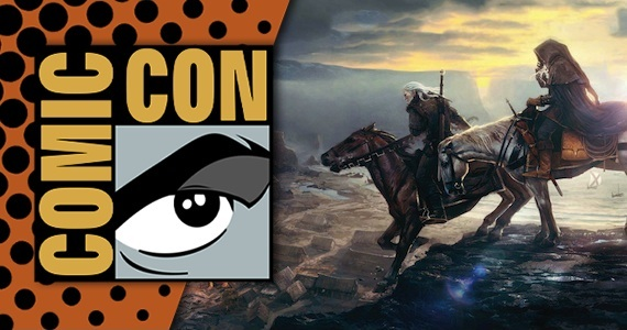 The Witcher 3 Comic Con