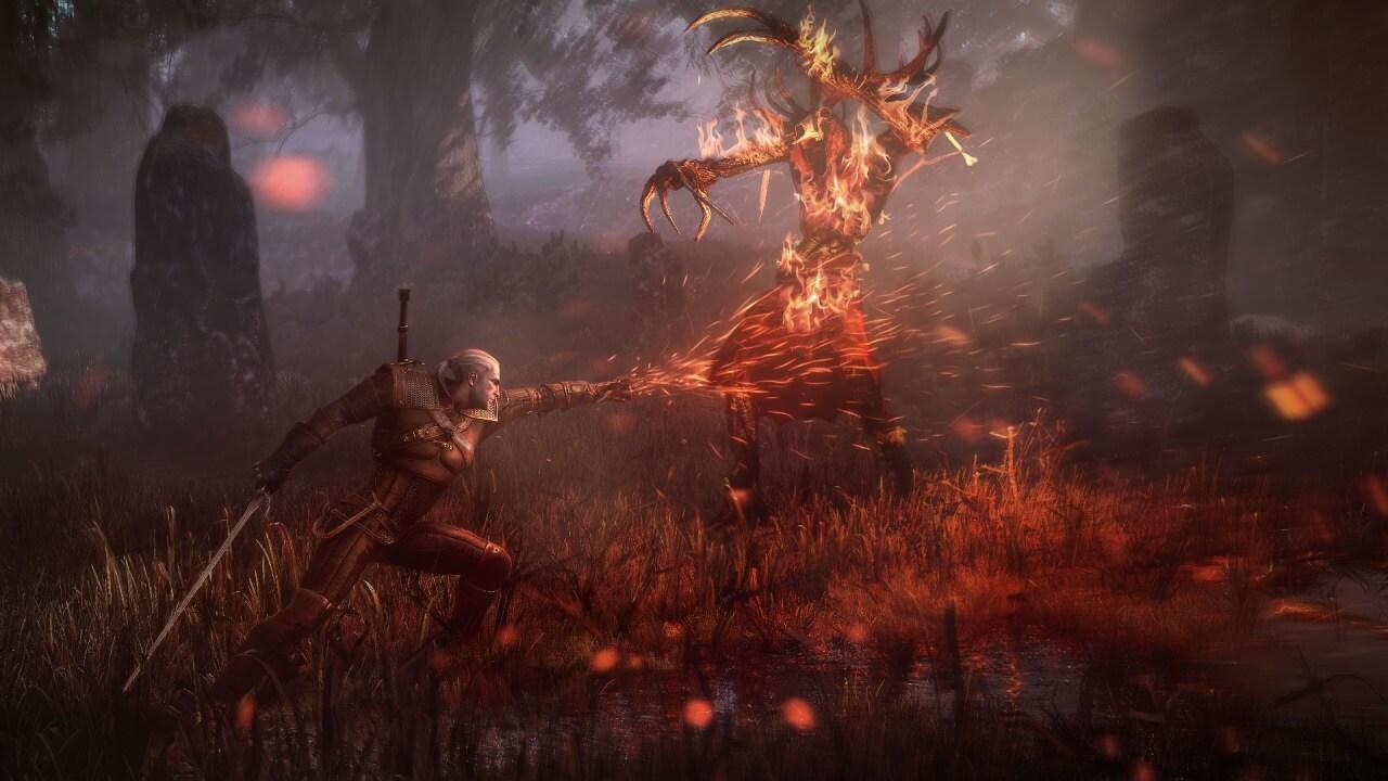 'The Witcher 3' Screenshots Show Geralt in Combat