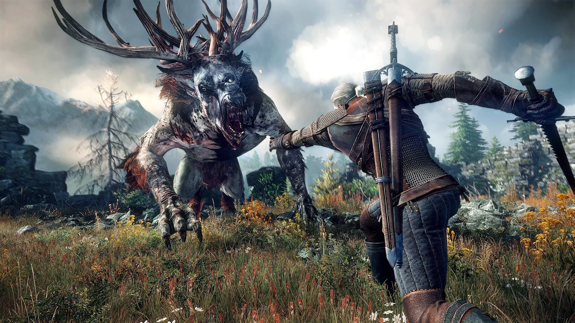 'The Witcher 3' Preview: Next-Gen Starts Here