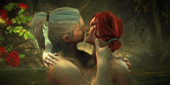 The Witcher 3 Romance Sex Explained
