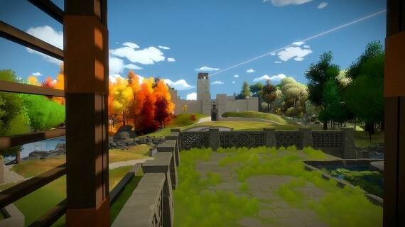 The Witness PS4 Timed Exclusive