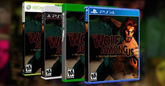 'The Walking Dead' & 'The Wolf Among Us' Coming to Current and Next-Gen