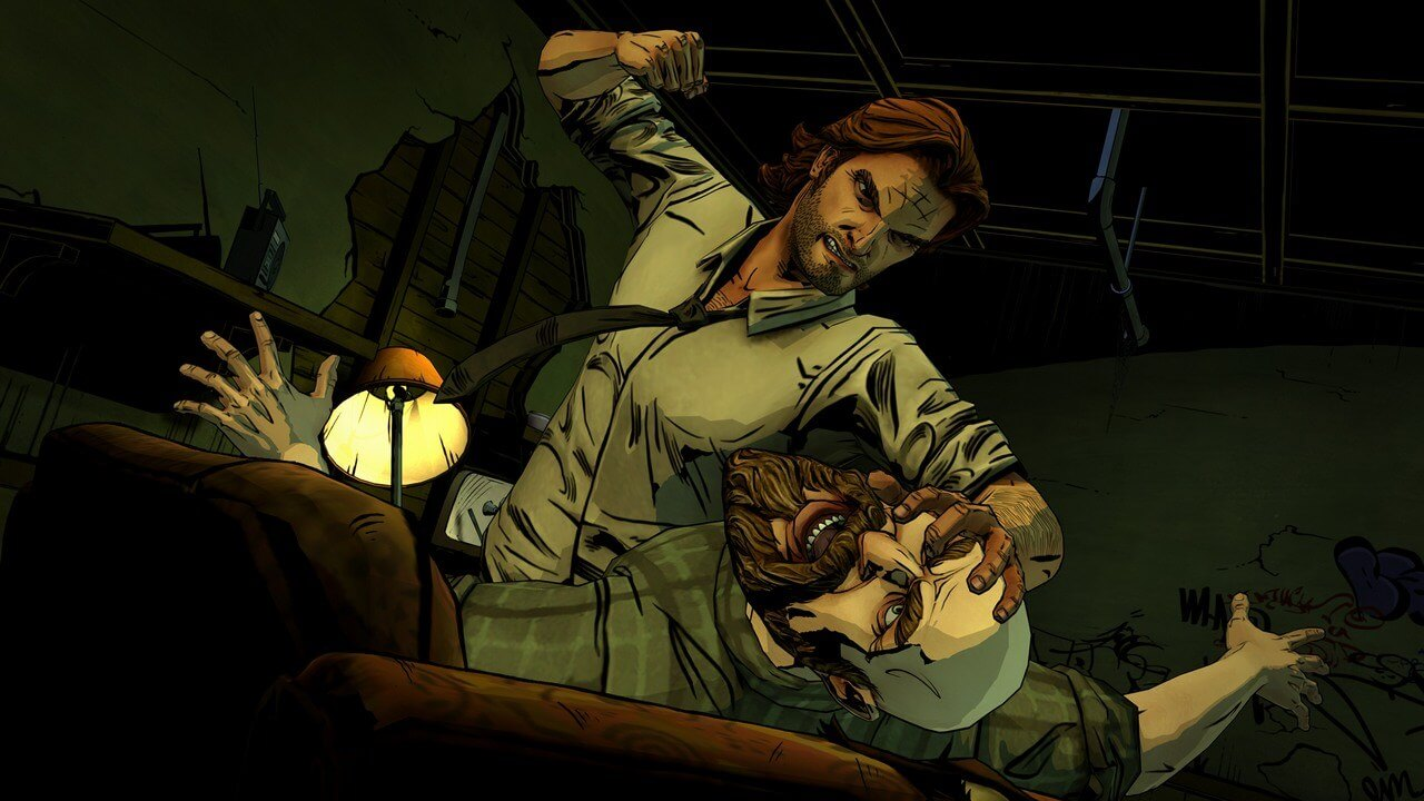 New Screenshots for Telltale's 'Fables' Adaptation 'The Wolf Among Us'
