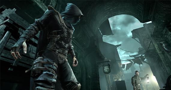 Thief Gameplay Lockdown Mission
