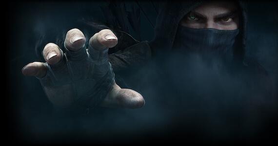Thief Garret Hand Header