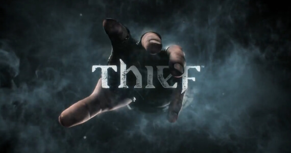 Thief Reboot Logo