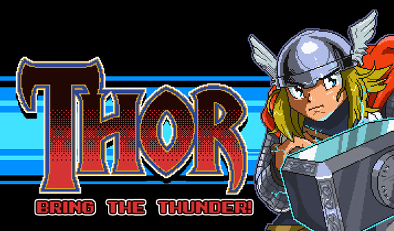 Thor Bring The Thunder Free Online Game