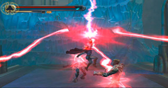 Thor God of Thunder Nintendo 3DS Screenshots