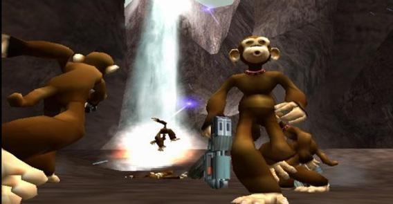 TimeSplitters 2 Monkeys