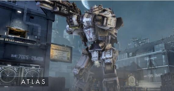 'Titanfall' Gets Hammond Robotics Trailer For The Atlas Titan