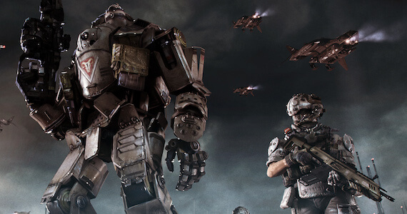 Top 10 Video Game Mechs