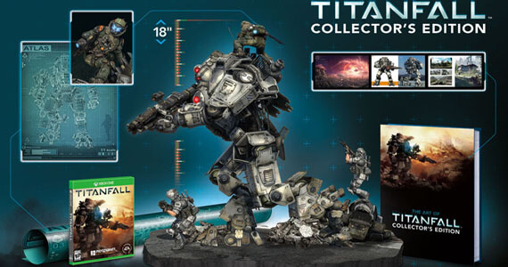 Respawn Unboxes 'Titanfall' Collector's Edition in New Video