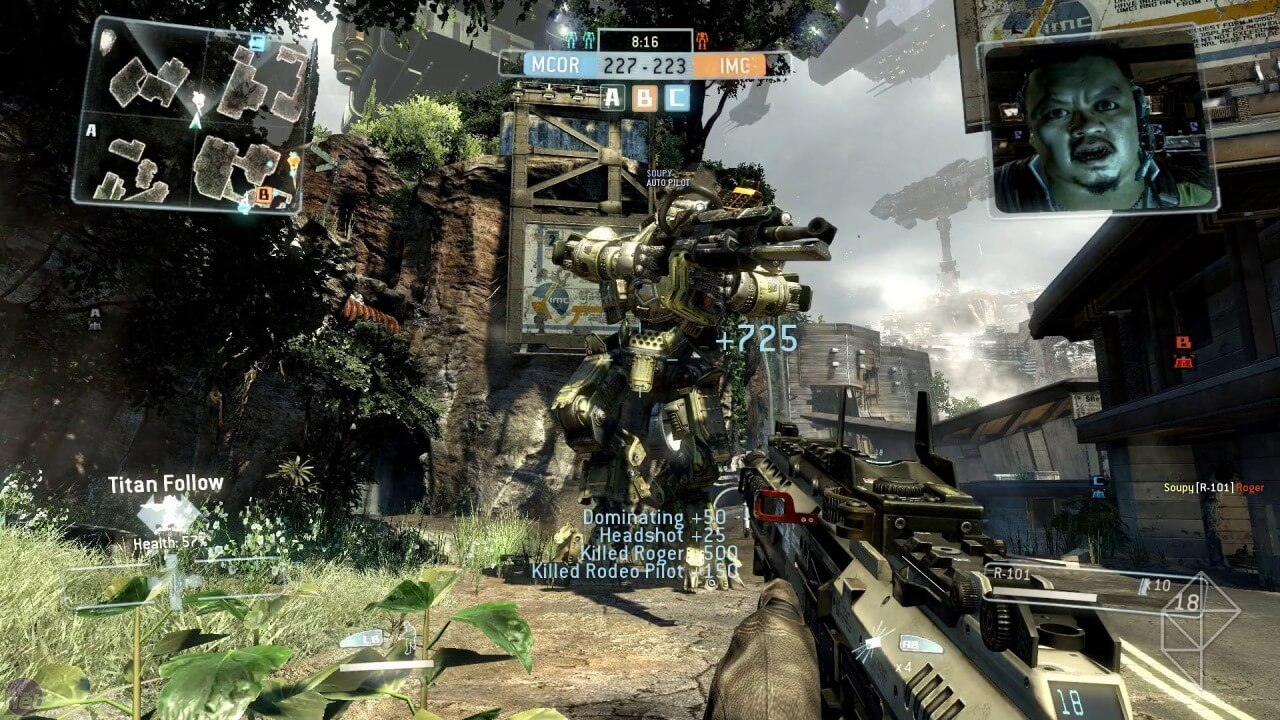 'Titanfall's Version Of Sniping Is 'A Strange Beast'