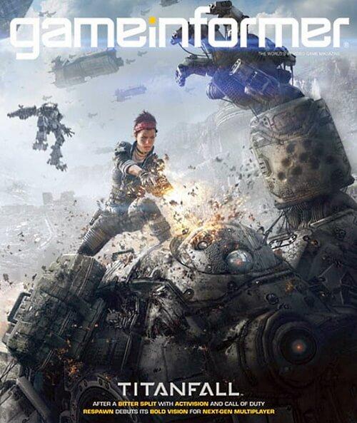 Titanfall Game Informer Leak