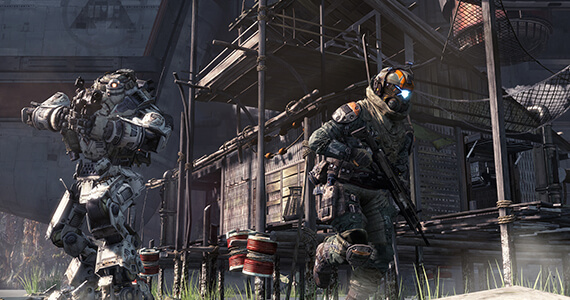 Titanfall Gameplay Preview