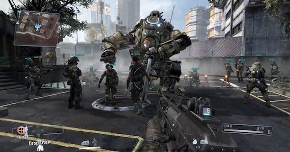 Titanfall Gamescom Trailer