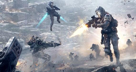 Titanfall Install Size Xbox One