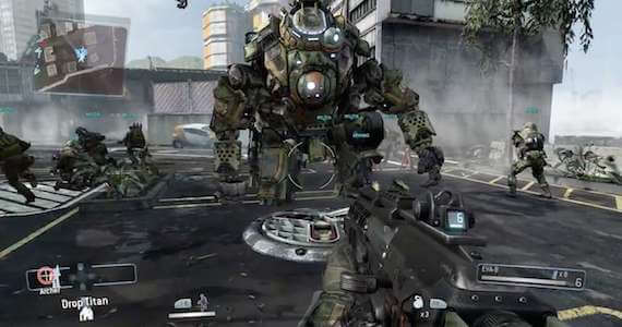 Titanfall Mythbusters Video