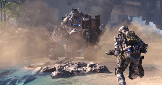 'Titanfall' Prestige Mode Found in Beta, Reportedly Called 'Generations'