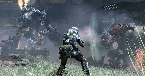 Titanfall Preview - Titan Firefight