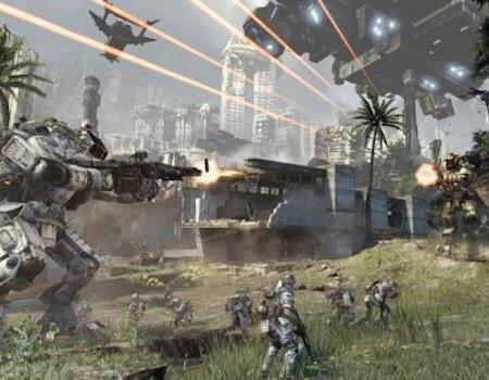 Titanfall Questions - AI Teammates