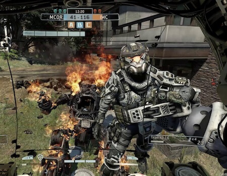 Titanfall Questions - Comparisons