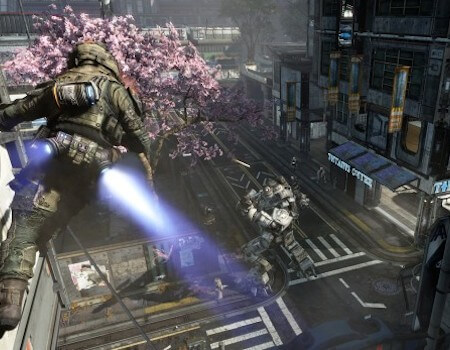 Titanfall Questions - Map Size
