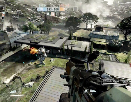 Titanfall Questions - Modes