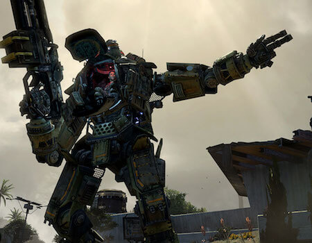 Titanfall Questions - Story