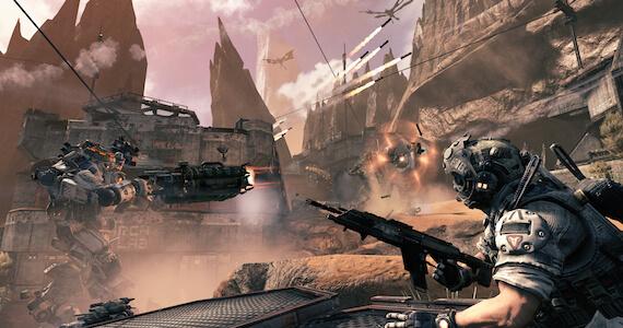 Titanfall Review - Combat