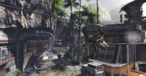 Titanfall Review - Map Selection