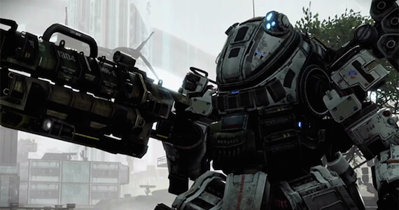 Titanfall Review - Ogre Class