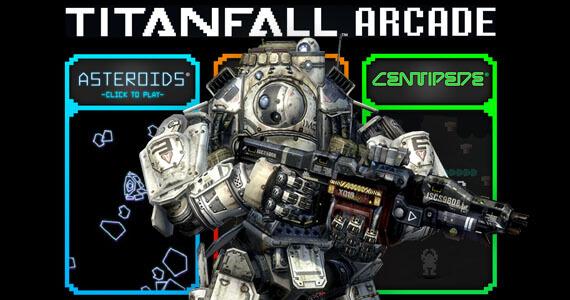 Titanfall Season Pass & Asteroids Game