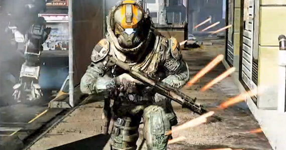 'Titanfall' Announcement Planned for Spike VGX 2013; 'Surprises' Promised