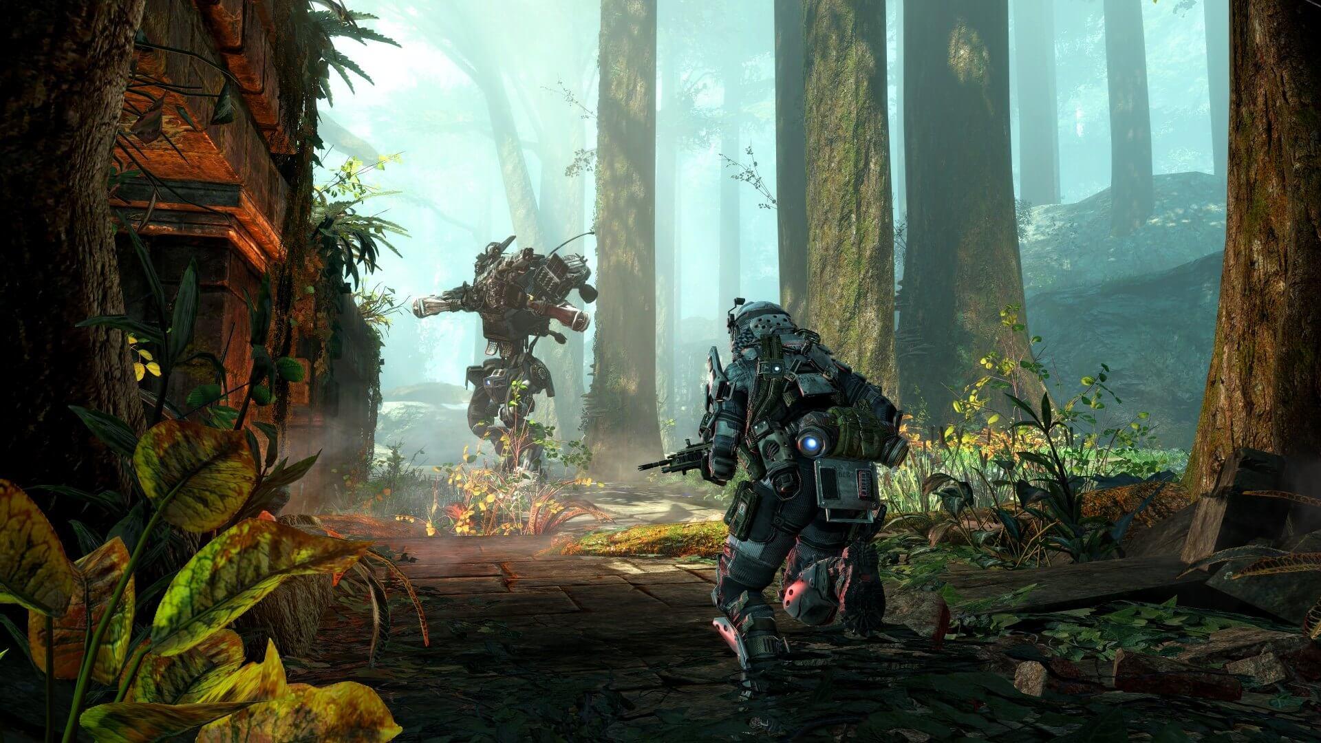 Titanfall: 'Expedition' DLC Screenshots Show New Maps