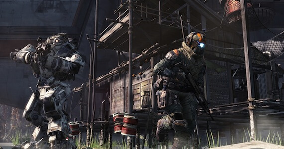 Titanfall Xbox 360 Version Different Xbox One
