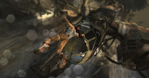 'Tomb Raider' Hands-On Preview