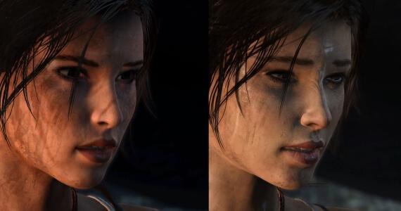 Tomb Raider Definitive PC PS4 Xbox One Comparison
