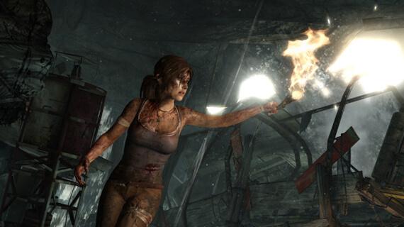 Tomb Raider Demo Video