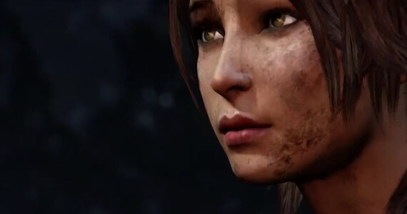 'Tomb Raider' E3 2012 Trailer is Brutal