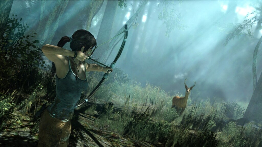 'Tomb Raider' Preview