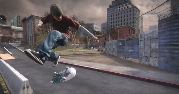 Spike VGAs 2011: 'Tony Hawk Pro Skater HD' Announced For XBLA & PSN [Updated with Trailer]