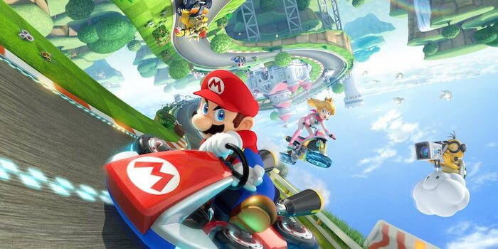 Top 10 2014 Mario Kart 8 Game Rants Top 10 Games of 2014