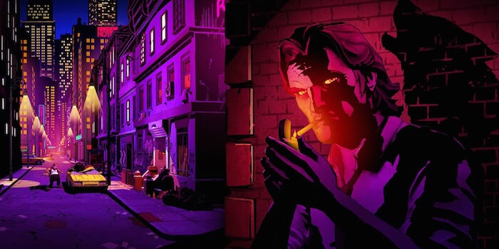 Top 10 2014 The Wolf Among Us Game Rants Top 10 Games of 2014