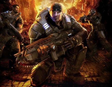Top 10 Crazy Video Game Guns List